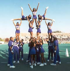 Cheerleading Association (UCA) College National Championship